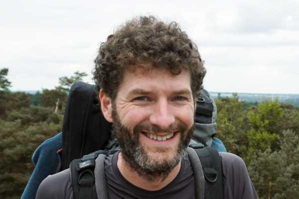 Portrait von Patrick Heck