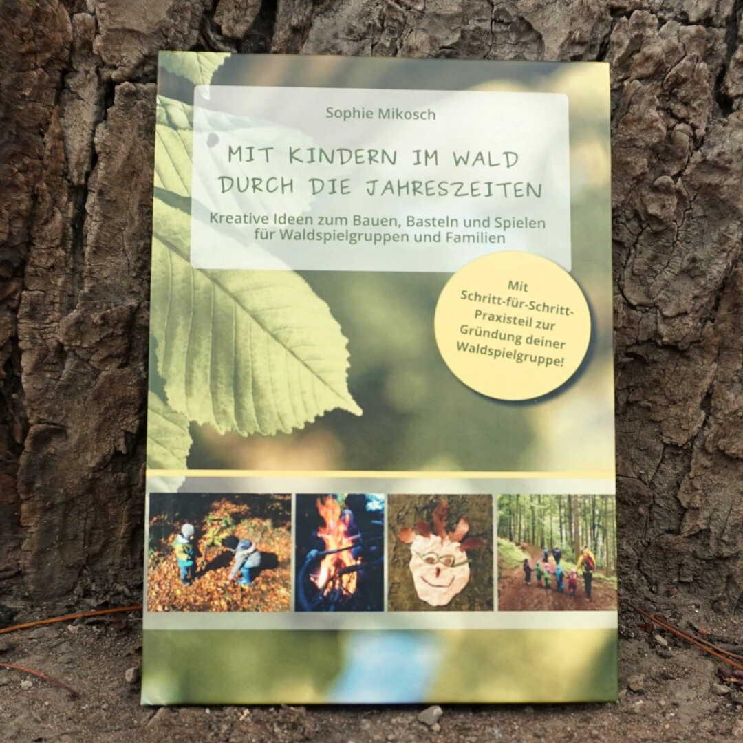 Buch: Mit Kindern im Wald durch die Jahreszeiten