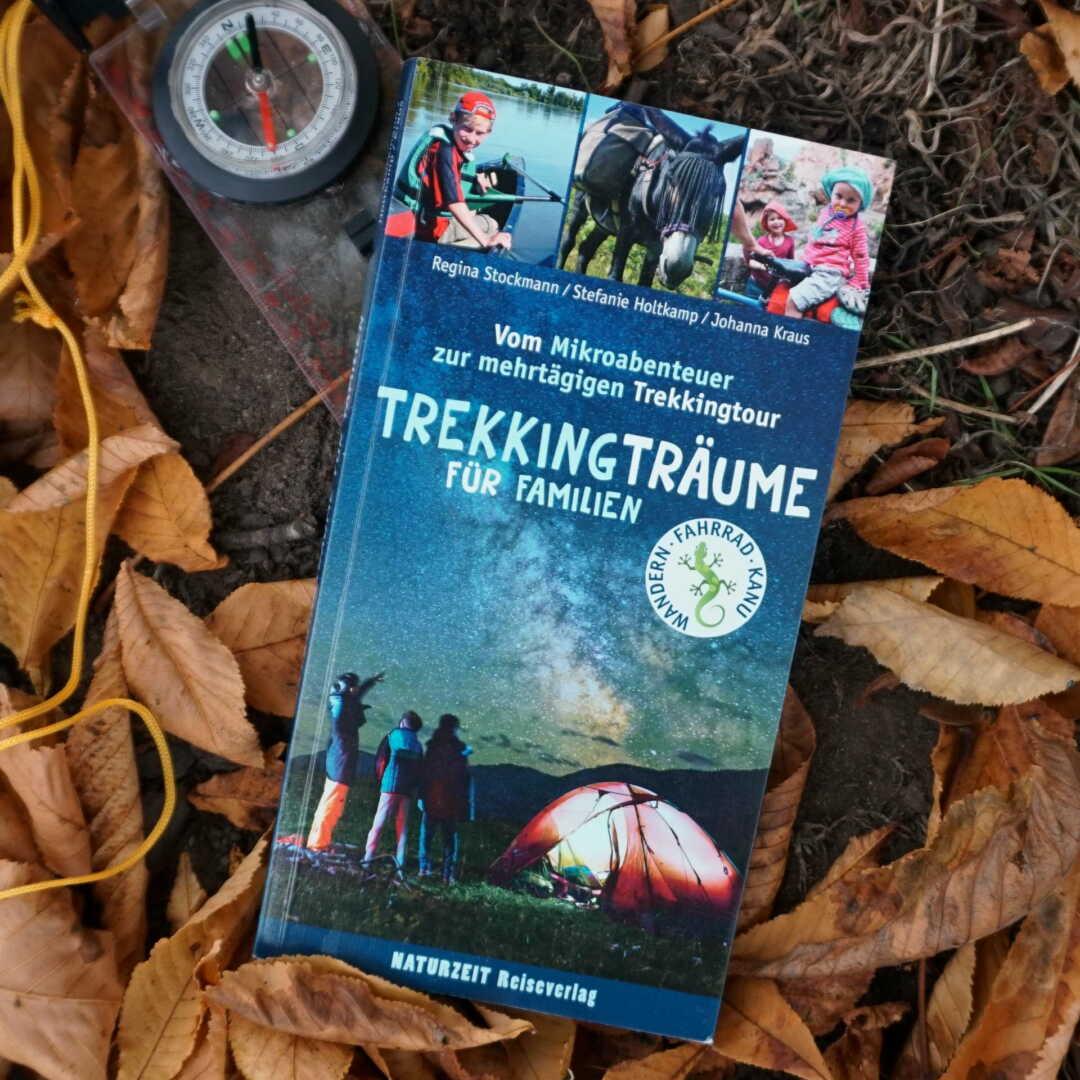 Buch: Trekkingträume für Familien