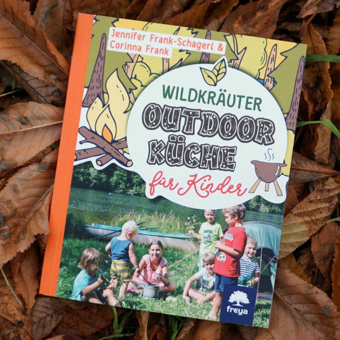 Buch: Outdoor Küche für Kinder
