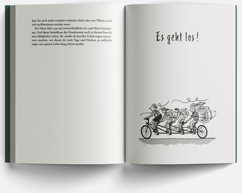 Ausgebüxt Buch Seite 48,49