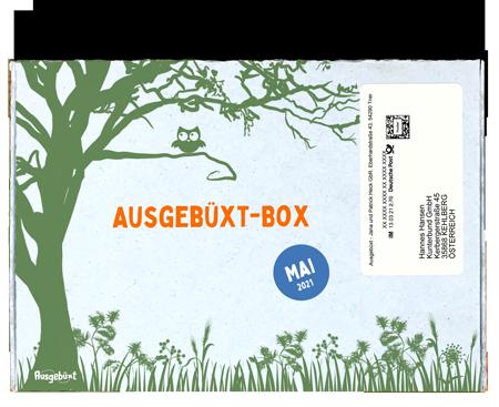 Ausgebüxt Box